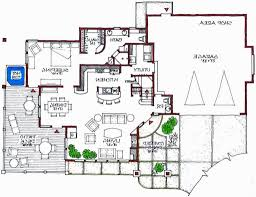 Modern House Floor Plans With Swimming Pool Minecraft Measurements