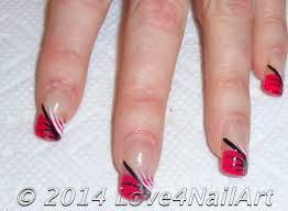 love4nailart easy nail art for beginners simplistic lines tutorial