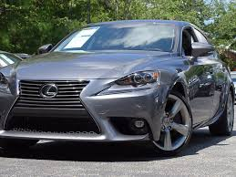 lexus used is 2015 used lexus is 350 4dr sedan rwd at alm roswell ga iid 16736377