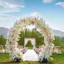 wedding arches for sale cheap wedding arch flowers aliexpress buy high density wedding