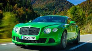 bentley green 2013 bentley continental gt speed first drive specs top speed