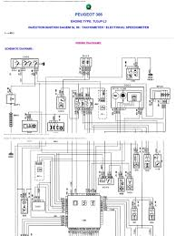 peugeot 306 wiring diagram peugeot wiring diagrams instruction