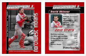 power sports photos custom sports trading cards
