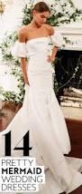Bridal Fashion Week Wedding Dress by Bridal Fashion Week U0027s Prettiest Mermaid Gowns Instyle Com
