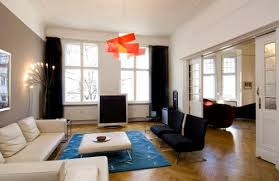 Modern Apartment Living Room Design Design Home Design Ideas - Apartment room designs