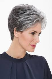 how to achieve salt pepper hair image result for salt and pepper hair women short hairstyle