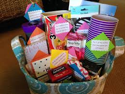 college gift baskets diy graduation gift basket charm city concierge