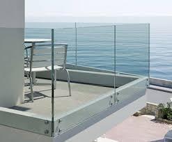 barandilla de cristal pod礬is darme ideas para una barandilla de cristal en la terraza