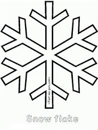 How To Make A Snowflakes Out Of Paper - free printable make a snowflake out of paper easy for free