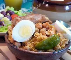 recette cuisine tunisienne recette land recette de nouasser au poulet nouasser bidjej