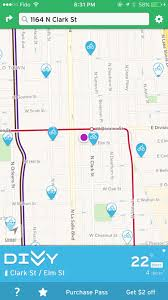Divvy Bike Map Chicago by Transit Chicago