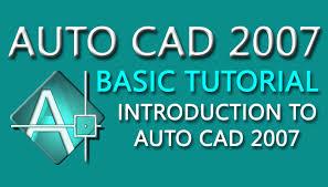 vidio tutorial autocad 2007 autocad 2007 tutorial for beginners 1 autocad 2007 tutorial