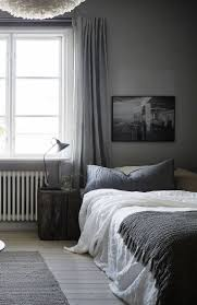 In The White Room With Black Curtains Black And White Bedroom Curtains Luxury Home Design Ideas