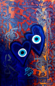 Home Decorators Promo Code 2015 Rizwana A Mundewadi U0027evil Eye Cure U0027 Painting Acrylic Artwork