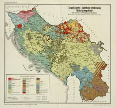 Map Of Germany And Surrounding Countries by Ethnic Map Of Yugoslavia Made By Germany In 1940 6712x6256