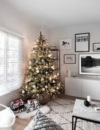 modern christmas tree modern minimal christmas tree