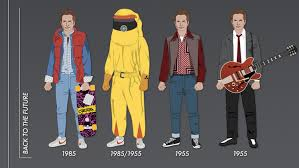 back to the future costume check out all of marty and doc s costumes from the back to the