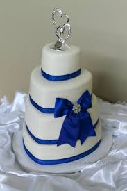blue and white heart shaped wedding cake stuff to buy