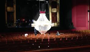 Phantom Chandelier Phantom Of The Opera At Kennedy Center Stage Craft Required