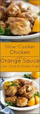 slow cooker chicken with orange sauce and grand marnier recipe
