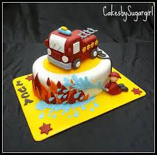 186 best firefighter cakes images on pinterest firefighter cakes
