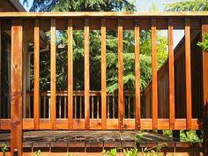 Decking Handrail Ideas I Like These Rails For A Deck Maybe On Our Stairs With Iron