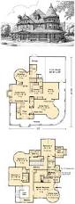 Floor Plans Mansions by Best 25 Victorian House Plans Ideas On Pinterest Mansion Floor