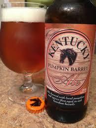Dogfish Pumpkin Ale by Beer Apostle Kentucky Pumpkin Barrel Ale