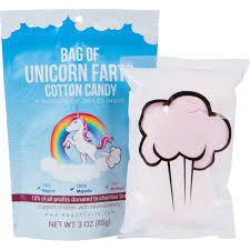 amazon com bag of unicorn farts cotton candy funny for all ages