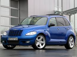 chrysler pt cruiser description of the model photo gallery