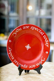 you are special plate you are special table top printables 31 days of outrageous
