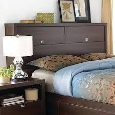 Bookcase Headboard King King Size Storage Headboard U2013 Robys Co
