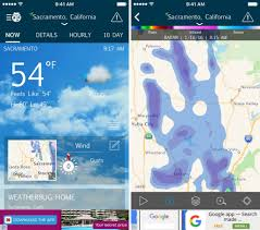 Best Map App The Best Weather Apps For Iphone