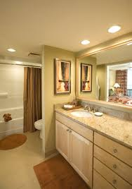 Above Vanity Lighting Recessed Lighting In Bathroom With Lights Above Vanity And 1 Home