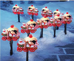 Christmas Outdoor Decor by Outdoor Christmas Decorations Canada Only Best Images