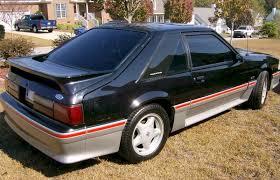 1988 gt mustang black 1988 ford mustang gt hatchback mustangattitude com photo