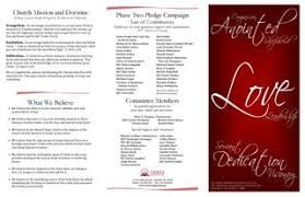 Wedding Anniversary Program Company Portfolio By Patricia Clay Issuu