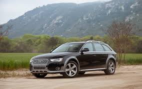 audi allroad description of the model photo gallery