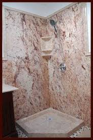 cultured marble shower walls with cubby design pinterest