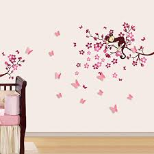 sticker chambre bebe fille stickers papillon simple deco papillon chambre on decoration d