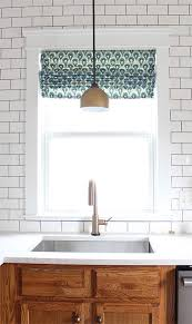 Flat Roman Shades - how to beautify your windows with custom roman shades u2014 inspire me