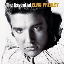 the essential elvis album cover by elvis