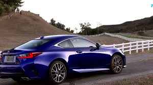 lexus sedan 2016 the luxury sport sedan 2016 lexus rc f 200t review youtube