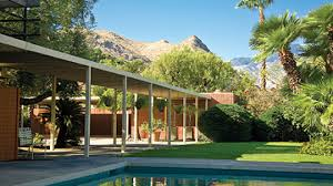 Steven Alan Home by Steve Mcqueen U0027s Palm Springs Home Palm Springs Real Estate