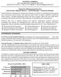 Senior Management Resume Templates Case Management Resume