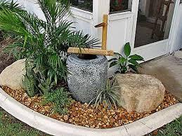 Small Backyard Japanese Garden Ideas Tsukubai Water Fountains Japanese Garden Design Ideas