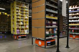 amazon demand forecast black friday amazon reports unexpected profit and stock soars the new york times