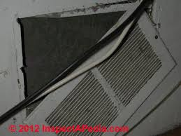 Cold Air Return Basement by Air Conditioners Proper Location Of Heating Or Cooling Ducts