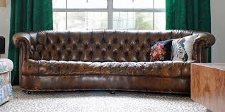 Vintage Chesterfield Leather Sofa Found Vintage Leather Chesterfield Floozy Edition The