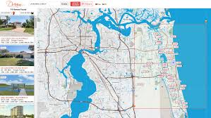 Jacksonville Map Florida Real Estate Search Made Simple Jacksonville Real Estate